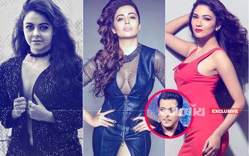 Bigg Boss 12: देवोलीना भट्टाचार्य, नेहा पेंडसे और रिद्धिमा पंडित लगाएंगी सलमान खान के शो में अपने हुस्न का तड़का