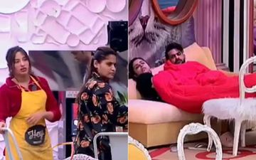 Bigg Boss 13: Housemates Target Madhurima Tuli For Her 'Kaamchori', Ex Vishal Singh Fights On Her Behalf