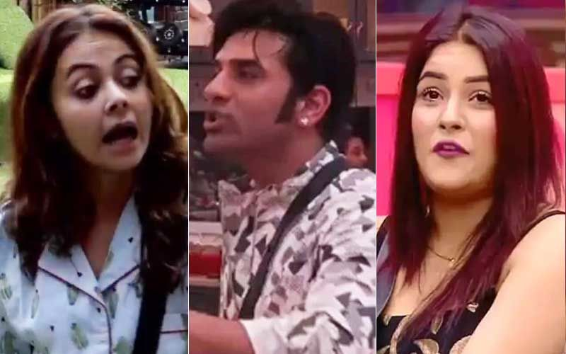 Bigg Boss 13: Paras Chhabra Becomes The Reason Behind Devoleena Bhattacharjee And Shehnaaz Gill's Nasty Fight, AGAIN