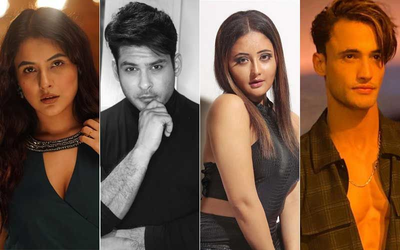 Bigg Boss 14 POLL: Sidharth Shukla, Shehnaaz Gill, Asim Riaz Or Rashami Desai? Netizens Vote For The BB 13 Contestant They Want To See Back In The Game