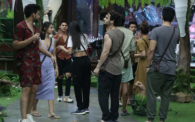 Bigg Boss 15: Jungle Witnesses Dangal, Drama And Some Romance Ka Tadka