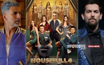 Housefull 4: Akshay Kumar Ends Controversy, 'Neil Nitin Mukesh Had Been Told That The Film Has 3 Pigeons- Neil, Nitin And Mukesh'- EXCLUSIVE
