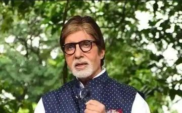 Amitabh Bachchan Carries On With His Daily Commitments From The Isolation Ward Of Nanavati, Updates His Blog At Night