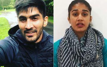 Vijender Singh Hits Out At Babita Phogat For Her Communal Tweet On Nizamuddin Markaz: 'Nadaan Hai Bachchi, Seekh Jaayegi'