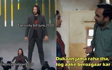 Steep Electricity Bills Give Birth To Hilarious Sacred Games And Taarak Mehta Ka Ooltah Chashmah Inspired Memes