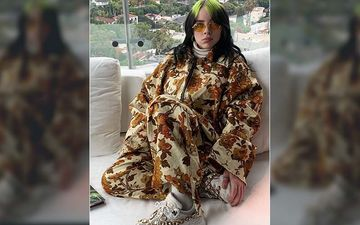 Billie Eilish Strips Down To Her Bra To Make A Statement On Body Shaming; This VIDEO Is Powerful AF