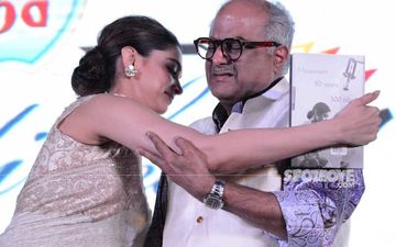 Boney Kapoor Breaks Down As Deepika Padukone Launches Book On Sridevi