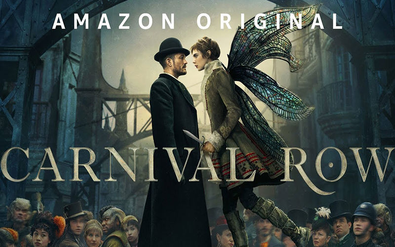 Binge Or Cringe? Carnival Row Review: A Fantasy Story Short Of Fantastic