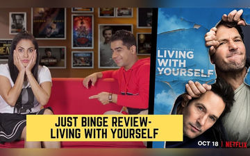 Binge Or Cringe: Is Living With Yourself Worth Your Time?