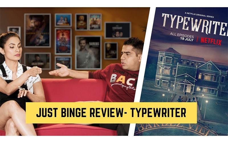 Binge Or Cringe: Will Netflix's Typewriter Give You Enough Jump Scares?