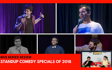 Watch The Best Standup Comedy Specials Of 2018 For A Diwali Full Of Laughter