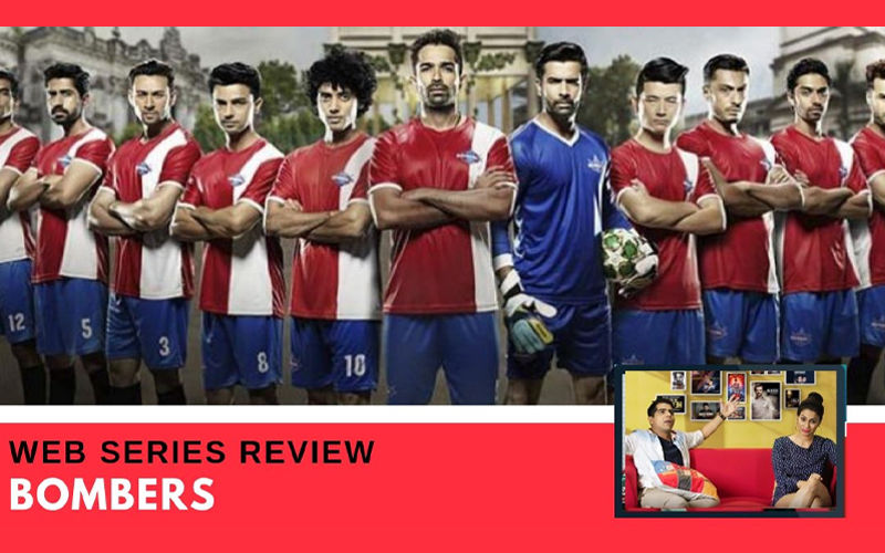 Binge Or Cringe: Amidst Cricket Fever, Will Zee5's Football-Based Bombers Manage To Score A Goal?