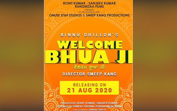 Welcome Bhua Ji: Binnu Dhillon Announces The Title Of His New Film