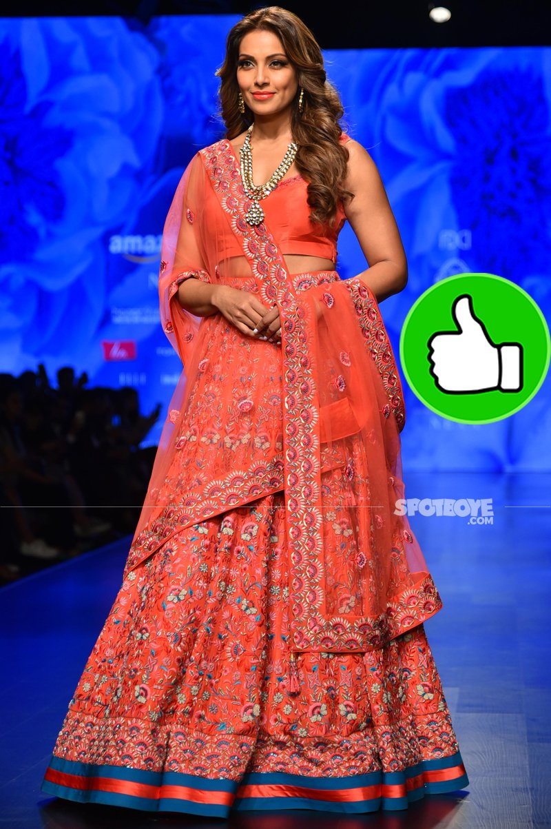 bipasha basu at amazon fashion week