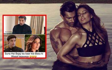 """Bipasha Basu Warns Husband Karan Singh Grover, """"Bach Ke Rehna Re, Bajaj"""""""