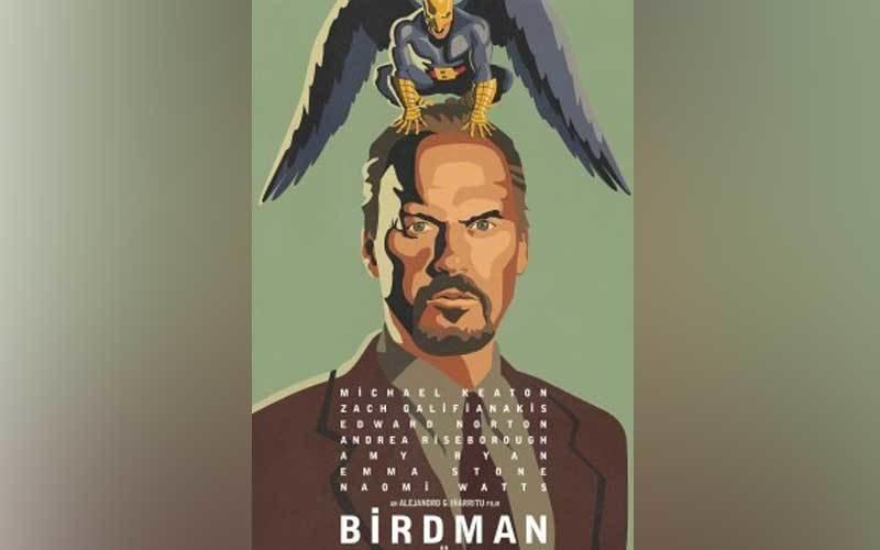 Birdman Takes Oscar Gold