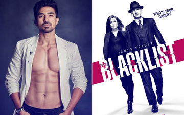 Just Binge: Race 3 Actor Saqib Saleem Is Currently ODing On Blacklist