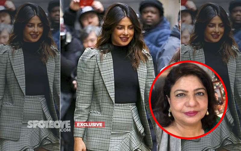 """Bloody Hell! Yet Again Priyanka Chopra Is 'Pregnant'! Fed Up Mother Says, """"We Went To Hospital To See A Very Unwell Relative"""""""