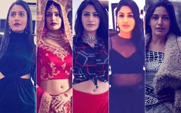 FASHION BLUNDER: 5 Times TV HOTTIE Surbhi Chandana Was Under 'Style ARREST'