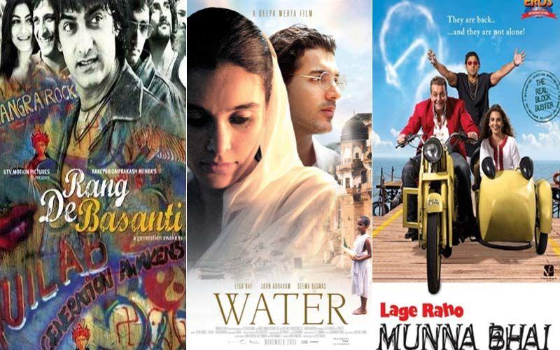 Rang De Basanti, Water, Lage Raho Munnabhai: 3 Interesting Movies To Watch While You're Stuck At Home During Lockdown- PART 7