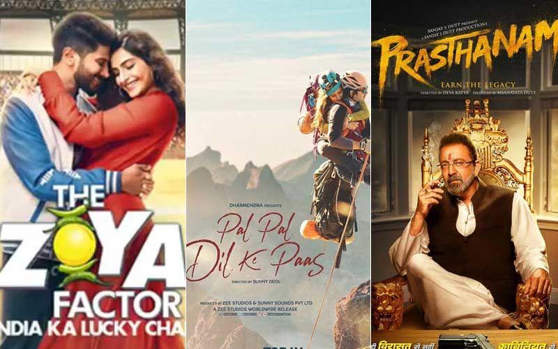 The Zoya Factor, Prassthanam, Pal Pal Dil Ke Paas Box-Office Collection Day 1: Karan Deol's Debut Film Beats Sonam And Sanjay Starrers