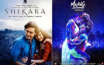 Malang Vs Shikara Box-Office Collections Day 1: Disha-Aditya Starrer Races Ahead Of Vidhu Vinod Chopra's Flick