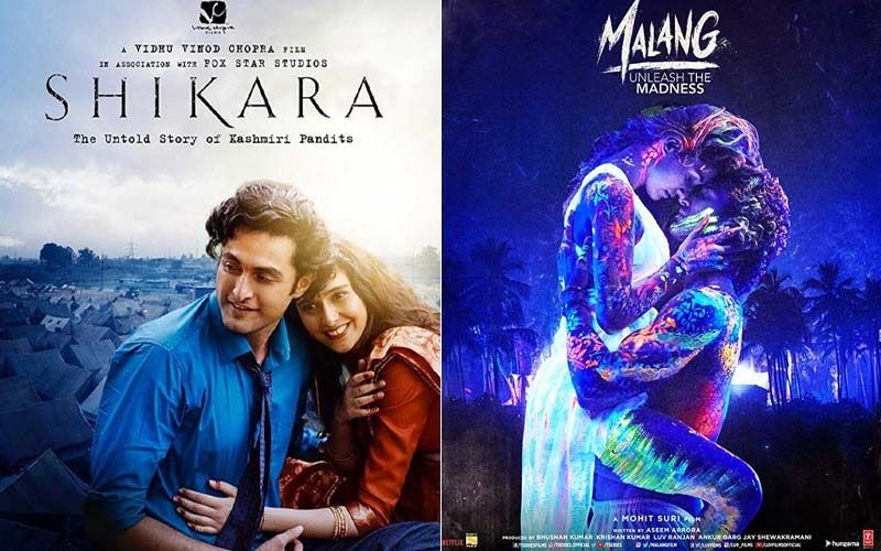 Malang Vs Shikara Box Office Collections Day 1 Disha Aditya Starrer Races Ahead Of Vidhu Vinod Chopra S Flick