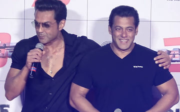 Do You Know Why Bobby Deol Calls Salman Khan, 'Mamu'?