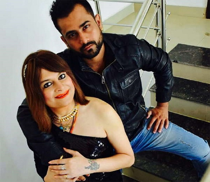 bobby darling and husband ramnik sharma ugly war