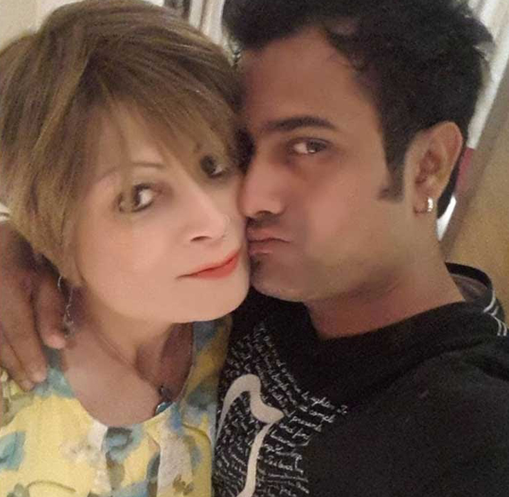 bobby darling and ramneek sharma share a cute moment