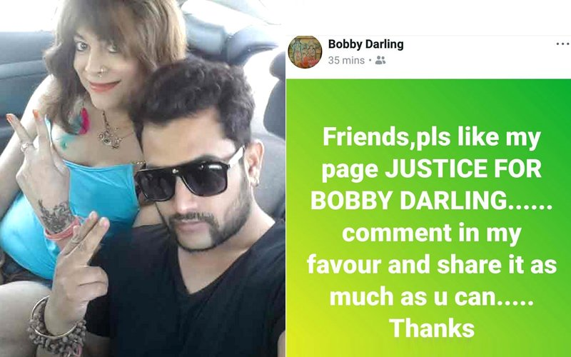 Bobby Darling Launches 'Justice For Bobby Darling' Campaign On Facebook