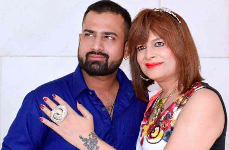 bobby darling with ramnik