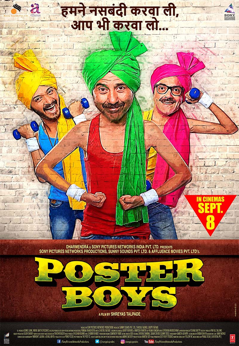 bobby deol poster boys movie poster