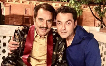 """Bobby Deol On Being Pressurised To Fit Into Dharmendra's Shoes: """"No One Says I Am Like My Father, I Am Different"""""""