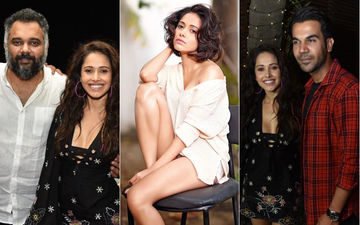 Boisterous Revelry: Nushrat Bharucha Had A Ball Last Night, Actress Danced The Night Away With Her Bollywood Friends