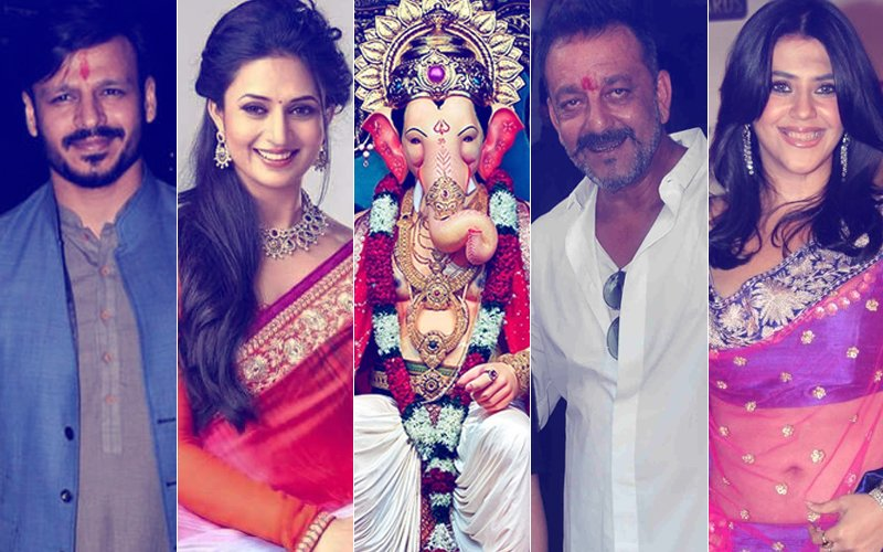 Ganpati Bappa Morya: Bollywood & TV Celebs Welcome Lord Ganesha