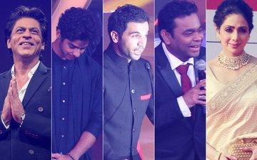 Shah Rukh Khan, Ishaan Khatter, Rajkummar Rao, AR Rahman & Sridevi Enthrall Audiences At IFFI