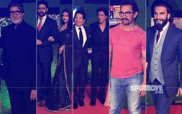 Sachin - A Billion Dreams: Bachchans, Shah Rukh Khan, Aamir Khan, Ranveer Singh Dazzle At The Premiere