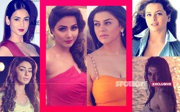 HINA VS HANSIKA: Do South Heroines Have To Be Bulging? NONSENSE, Say Raai Laxmi, Shilpa, Nidhhi, Sonal, Mahek...