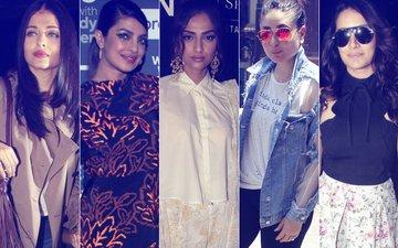 STUNNER OR BUMMER: Aishwarya Rai Bachchan, Priyanka Chopra, Sonam Kapoor, Kareena Kapoor Or Shraddha Kapoor?