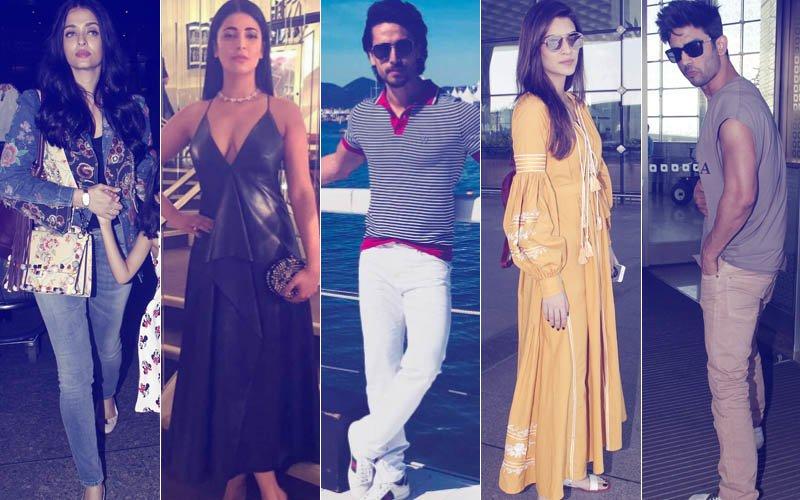 STUNNER OR BUMMER: Aishwarya Rai Bachchan, Shruti Haasan, Tiger Shroff, Kriti Sanon Or Sushant Singh Rajput?