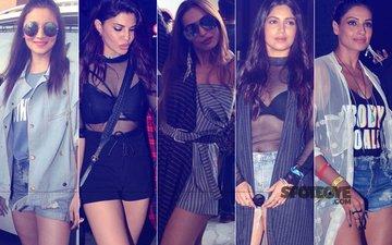 STUNNER OR BUMMER At The Justin Bieber Concert: Alia Bhatt, Jacqueline Fernandez, Malaika Arora, Bhumi Pednekar Or Bipasha Basu?
