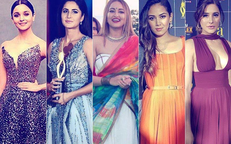 BEST DRESSED & WORST DRESSED AT IIFA AWARDS 2017: Alia Bhatt, Katrina Kaif, Sonakshi Sinha, Mira Rajput Or Nargis Fakhri?