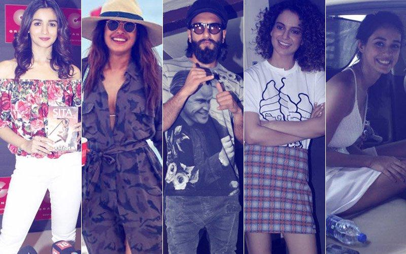 STUNNER OR BUMMER: Alia Bhatt, Priyanka Chopra, Ranveer Singh, Kangana Ranaut Or Disha Patani?