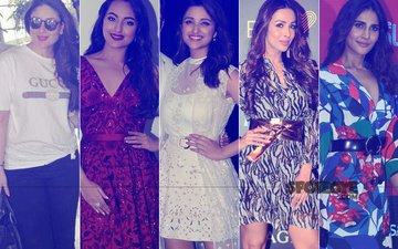 STUNNER OR BUMMER: Kareena Kapoor, Sonakshi Sinha, Parineeti Chopra, Malaika Arora Or Vaani Kapoor?