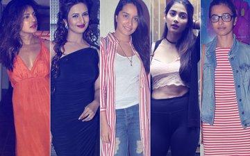 STUNNER OR BUMMER: Priyanka Chopra, Divyanka Tripathi, Shraddha Kapoor, Pooja Hegde Or Radhika Apte?