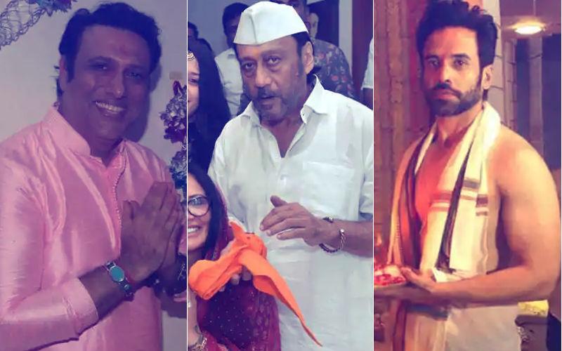 गणेश चतुर्थी 2018: बॉलीवुड के 5 सेलेब्स जो हर साल अपने घर करते हैं बाप्पा का स्वागत
