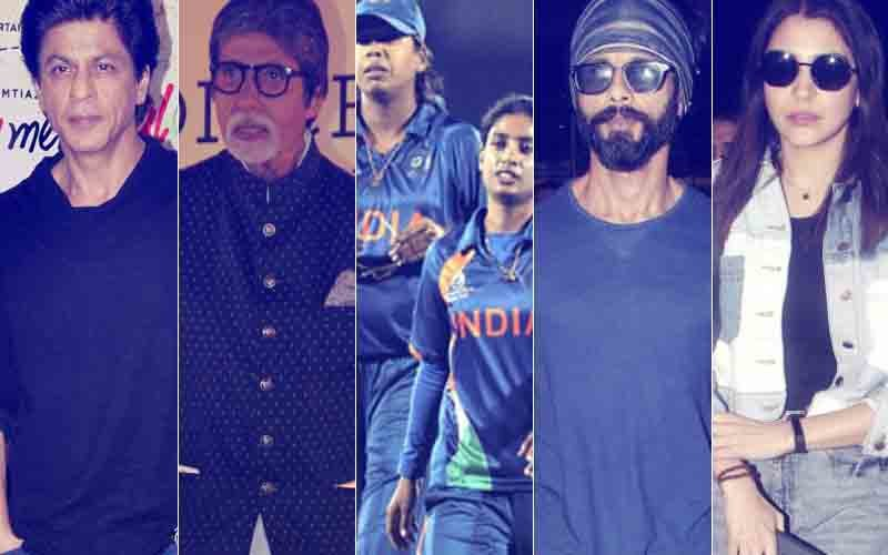 Women In Blue Snatch Defeat From Jaws Of Victory In World Cup 2017, Bollywood Reacts