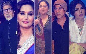 Amitabh Bachchan, Madhuri Dixit, Akshay Kumar, Priyanka Chopra Pay Homage To Bollywood's Favourite Mother, Reema Lagoo