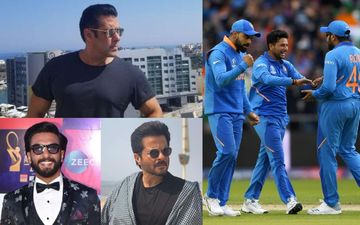 India Vs Pakistan, World Cup 2019: सलमान खान, रणवीर सिंह, अनिल कपूर ने दी भारत को जीत की बधाई